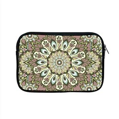 Seamless Pattern Abstract Mandala Apple Macbook Pro 15  Zipper Case by Pakrebo