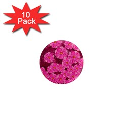 Cherry Blossoms Floral Design 1  Mini Magnet (10 Pack)