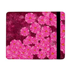 Cherry Blossoms Floral Design Samsung Galaxy Tab Pro 8 4  Flip Case by Pakrebo