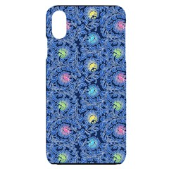Floral Design Asia Seamless Pattern Iphone Xs Max