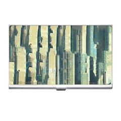 Illustrations Texture Abstract Buildings Business Card Holder