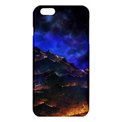 Landscape Sci Fi Alien World Iphone 6 Plus/6s Plus Tpu Case