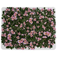Pink Flowers Leaves Spring Garden Jigsaw Puzzle Photo Stand (rectangular)