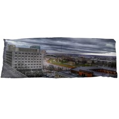 Ohio Supreme Court View Body Pillow Case (dakimakura) by Riverwoman