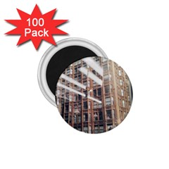 Chicago L Morning Commute 1 75  Magnets (100 Pack)  by Riverwoman
