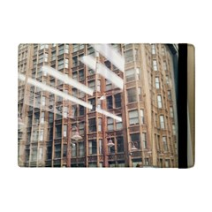 Chicago L Morning Commute Ipad Mini 2 Flip Cases by Riverwoman