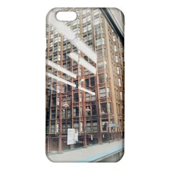 Chicago L Morning Commute Iphone 6 Plus/6s Plus Tpu Case by Riverwoman