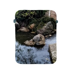Garden Of The Phoenix Apple Ipad 2/3/4 Protective Soft Cases by Riverwoman