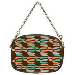 Zappwaits Retro 77 Chain Purse (two Sides) by zappwaits