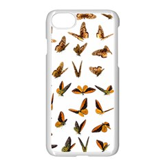 Butterfly Butterflies Insect Swarm Iphone 8 Seamless Case (white)