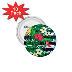 Fancy Tropical Pattern 1 75  Buttons (10 Pack) by tarastyle