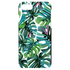 Fancy Tropical Pattern Iphone 7/8 Black Frosting Case