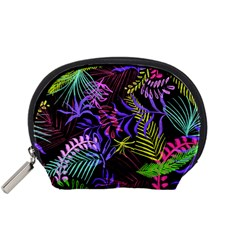 Fancy Tropical Pattern Accessory Pouch (small) by tarastyle