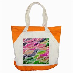 Abstract Art Accent Tote Bag by tarastyle
