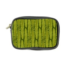 Fern Texture Nature Leaves Coin Purse by Jojostore