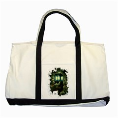 Time Machine Doctor Who Two Tone Tote Bag