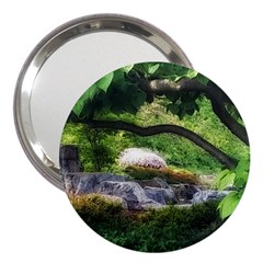 Chicago Garden Of The Phoenix 3  Handbag Mirrors