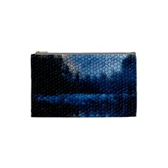 Mountain Glass Cosmetic Bag (small) by snowwhitegirl