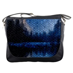 Mountain Glass Messenger Bag by snowwhitegirl