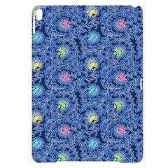 Floral Design Asia Seamless Pattern Apple Ipad Pro 10 5   Black Uv Print Case
