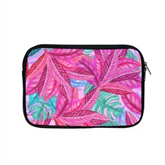 Leaves Tropical Reason Stamping Apple Macbook Pro 15  Zipper Case by Pakrebo
