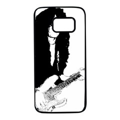 J E L  Cartoon Samsung Galaxy S7 Black Seamless Case by StarvingArtisan