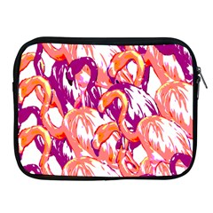 Flamingos Apple Ipad 2/3/4 Zipper Cases by StarvingArtisan