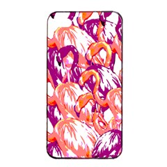 Flamingos Iphone 4/4s Seamless Case (black) by StarvingArtisan
