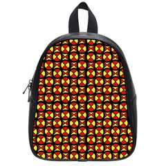Rby 1 School Bag (small) by ArtworkByPatrick