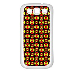Rby 1 Samsung Galaxy S3 Back Case (white) by ArtworkByPatrick
