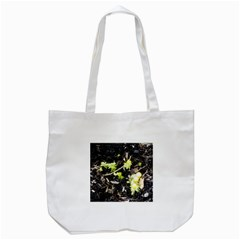 Signs Of Spring Tote Bag (white) by Riverwoman