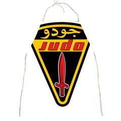 Iranian Military Judo Badge Full Print Aprons by abbeyz71