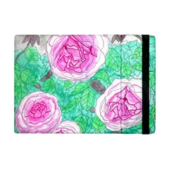 Roses With Gray Skies Ipad Mini 2 Flip Cases by okhismakingart