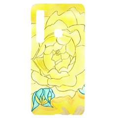 Neutral Rose Watercolor Samsung Case Others by okhismakingart