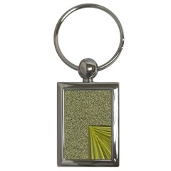 Electric Field Art I Key Chains (rectangle)  by okhismakingart
