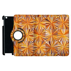 Electric Field Art V Apple Ipad 2 Flip 360 Case by okhismakingart