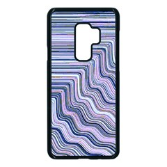 Electric Field Art Xxi Samsung Galaxy S9 Plus Seamless Case(black)