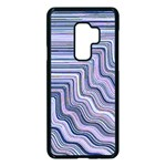 Electric Field Art XXI Samsung Galaxy S9 Plus Seamless Case(Black) Front