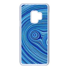 Electric Field Art Xxiii Samsung Galaxy S9 Seamless Case(white)