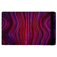 Electric Field Art Xlii Apple Ipad 3/4 Flip Case by okhismakingart
