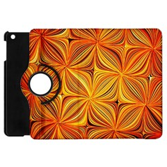 Electric Field Art Xlv Apple Ipad Mini Flip 360 Case by okhismakingart