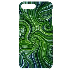 Electric Field Art Xlix Iphone 7/8 Plus Black Uv Print Case