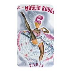 Bal Du Moulin Rouge French Cancan Memory Card Reader (rectangular) by StarvingArtisan