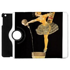 Pernis Champagne Apple Ipad Mini Flip 360 Case by StarvingArtisan