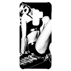 Pinup Girl Samsung S9 Plus Black Uv Print Case by StarvingArtisan