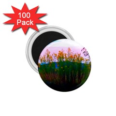 Field Of Goldenrod 1 75  Magnets (100 Pack)  by okhismakingart