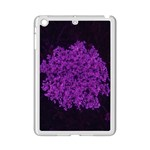Queen Annes Lace in Purple iPad Mini 2 Enamel Coated Cases Front