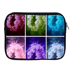 Closing Queen Annes Lace Collage (horizontal) Apple Ipad 2/3/4 Zipper Cases by okhismakingart