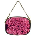 Queen Annes Lace in Red Part II Chain Purse (Two Sides) Back