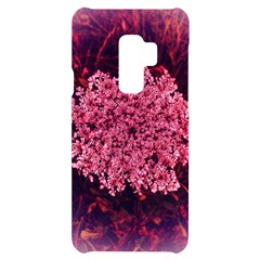 Queen Annes Lace In Red Part Ii Samsung S9 Plus Black Uv Print Case